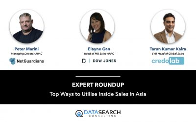 Expert Roundup: Top Ways to Utilise Inside Sales in Asia
